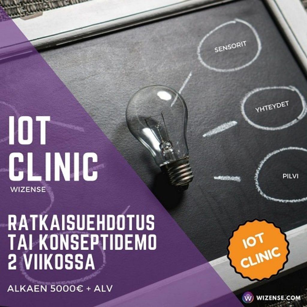 IoT Clinic, IoT Klinikka